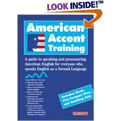 TRAINING ACCENT ANN COOK AMERICAN