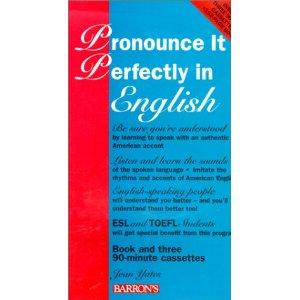 [English Pronunciation]